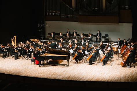 Unl Symphony Orchestra Performance Includes Student