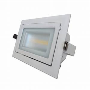 Petite Led Encastrable : spot encastrable vitrine 28w ~ Edinachiropracticcenter.com Idées de Décoration