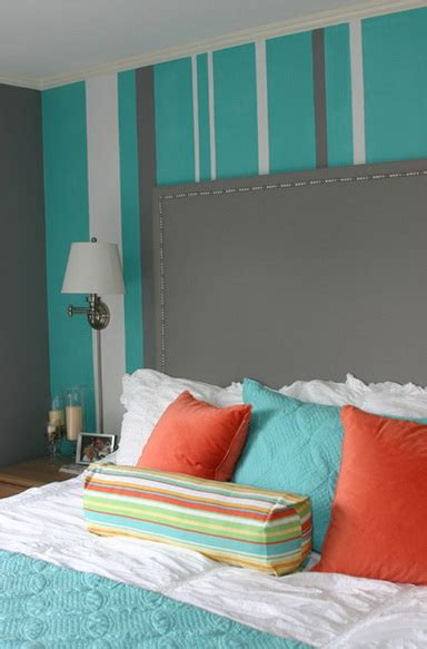 amazing bedrooms  turquoise color home interior