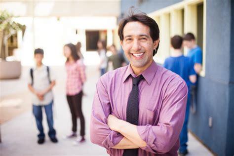 School Principal On Campus Stock Photo - Download Image ...