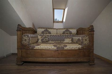canap convertible en lit lit canapé ancien clasf