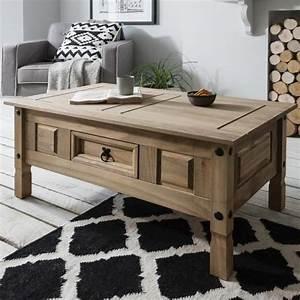 Table Basse Pin Massif : table basse pin massif achat vente table basse pin ~ Teatrodelosmanantiales.com Idées de Décoration