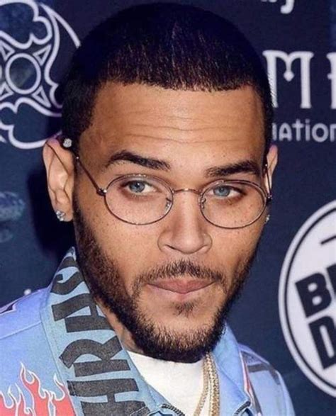 chris brown hairstyle mens hairstyle swag