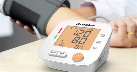 Digital Blood Pressure Monitor Only $19.99 Shipped at