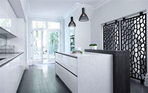 rideau separation cuisine salon conseils de pro pour séparer la cuisine du salon de façon