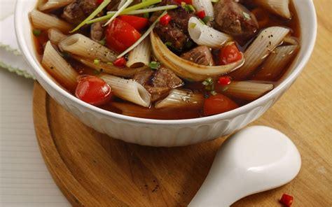 haiku cuisine soupe au boeuf épicé haiku