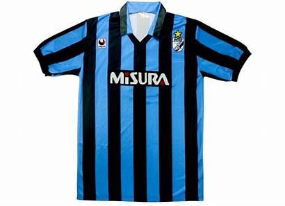 Inter Milan Shirt Football 1988 Shirts Uhlsport