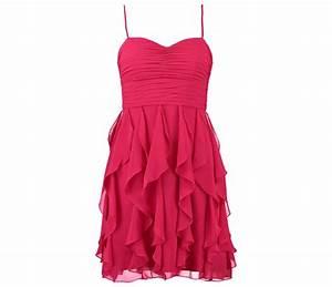 Robe Pour Temoin De Mariage : robe de t moin rose fuchsia pour une c r monie de mariage ~ Melissatoandfro.com Idées de Décoration