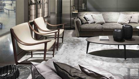 Giorgetti Swing Armchair By Carlo Colombo
