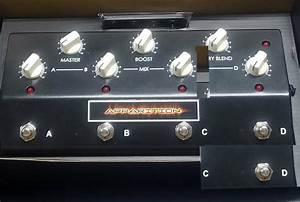 Apparition Wireless Effects Switching Interface