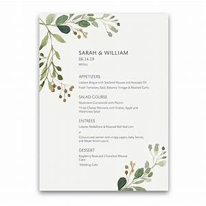 Wedding Menu Image collections - Wedding Dress, Decoration
