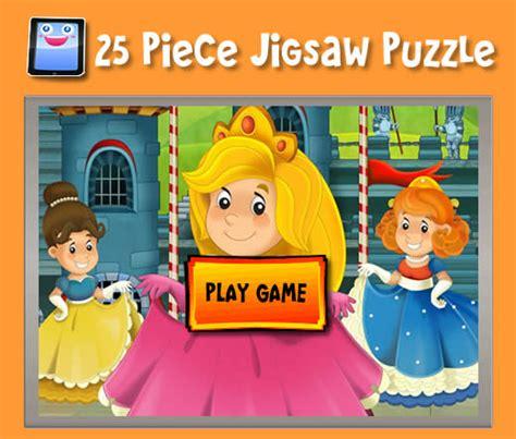 princesses jigsaw puzzles  ipad   tablets