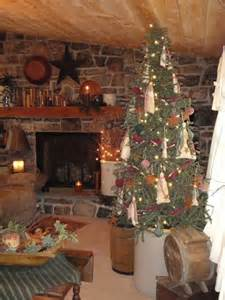 primitive christmas decorating ideas prim and proper