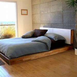 la tete de lit originale en 46 photos With tete de lit parquet