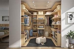 Plan Dressing En U : dressing ouvert dressing meubles gautier ~ Melissatoandfro.com Idées de Décoration