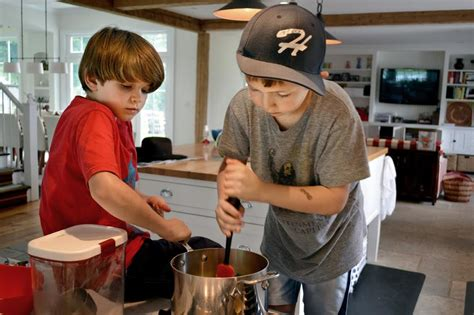 Cooking With Kids 5 Reasons You Should Be Doing It The