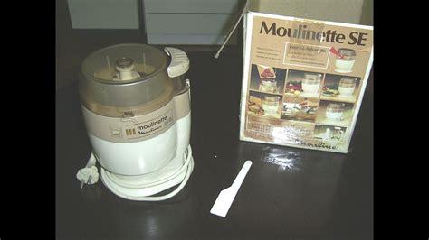 moulinette cuisine test funktionstest moulinex moulinette se zerkleinerer