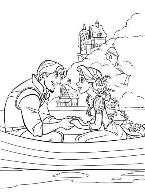 rapunzel tangled coloring pages  printable pictures coloring pages  kids