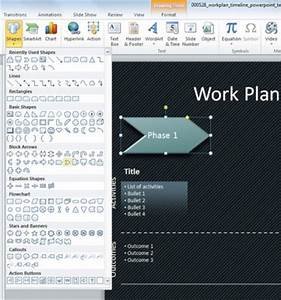 Work plan template powerpoint how to create a work plan for Creating a template in powerpoint 2010