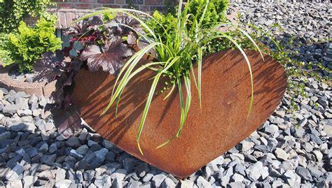 Gartendekoration Metall by Gartendekoration Aus Metall Und Holz Metalldekoration