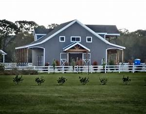 custom built 6000 sq ft equestrian barn custom home With custom horse barn builders