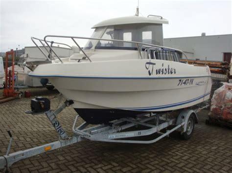 Visboten Tweedehands by Quicksilver Visboot Te Koop Wegens Tijdgebrek Motorboten