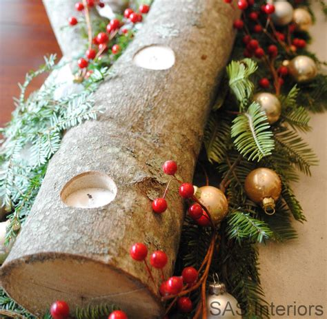 Centerpieces For Dining Room Table by Holiday Mantel And Table Centerpiece Jenna Burger