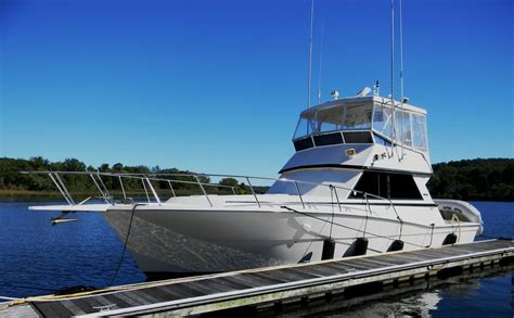 Viking Boats For Sale In Ct by 1987 Viking 41 Convertible Power New And Used Boats For Sale