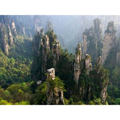 Nearby: Zhangjiajie National Forest Park