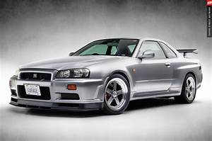 Nissan Skyline R34 : history and facts about the nissan skyline gt r ~ Maxctalentgroup.com Avis de Voitures