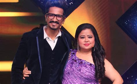 Bharti Singh & Harsh Limbachiyaa Confirm The Consumption ...