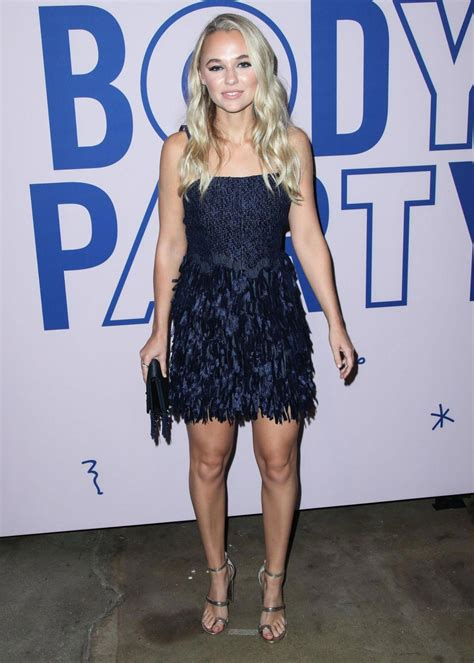 Madison Iseman at Teen Vogue's Body Party Presented by