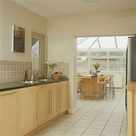 galley kitchen extension ideas modern galley kitchen conservatory diner dining room furniture housetohome co uk
