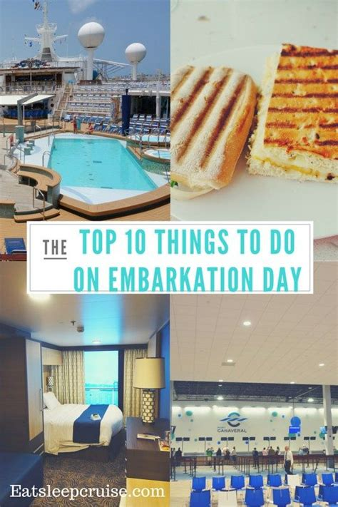 What to bring on a cruise ship