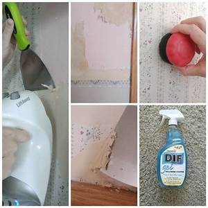 How to remove wallpaper quickly and effectively