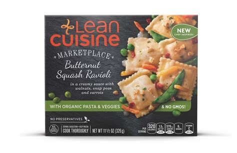 lea cuisine lean cuisine rebrand on packaging of the creative