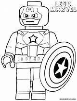 Coloring Pages Arcade Printable Lego Getcolorings sketch template