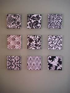 More cheap and easy wall art sew classy designs