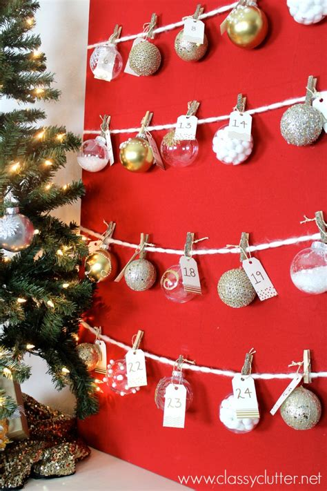 diy holiday projects  dollar store ornaments