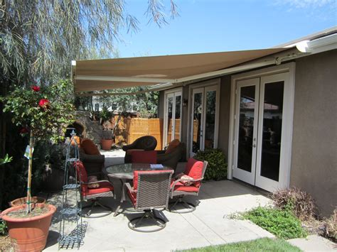 retractable patio awning retractable awnings awning co