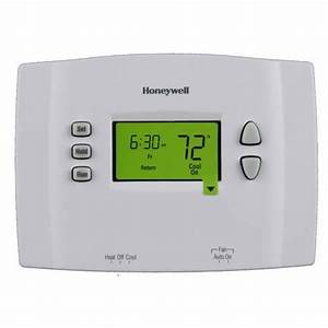 Honeywell Rth2510b1000  U 7 Day Programmable Thermostat