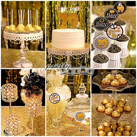 pretty theme event planner adult birthday bash
