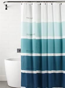 Rideau De Douche : le rideau de douche les bleus des mers simons ~ Voncanada.com Idées de Décoration