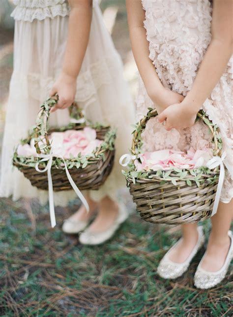 pin   knot  flower girl dresses wedding garland