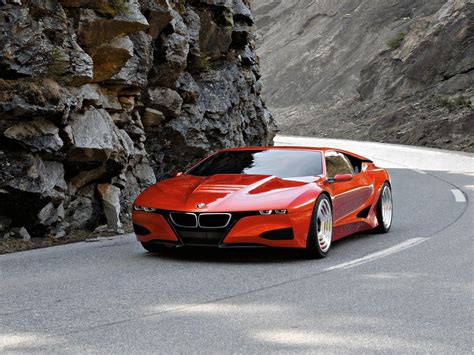 Bmw M1 Homage Concept Car Exotic Car Wallpapers #08 Of 50