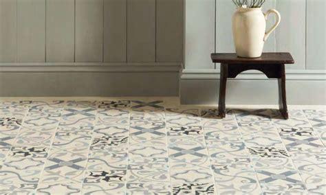 encaustic effect floor tiles  patterned idea