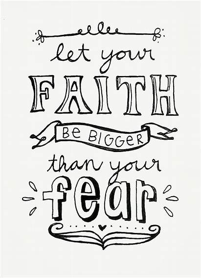 Bible Verses Coloring Pages Verse Faith Quotes