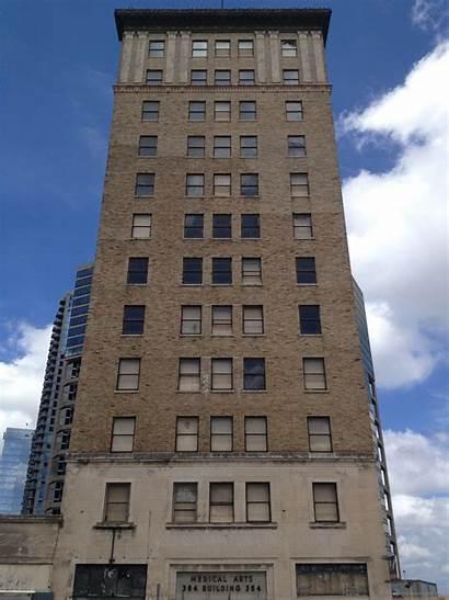 Building Medical Arts Atlanta History State Historyatlanta