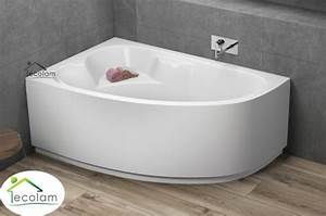 Acryl Badewanne Reinigen : badewanne eckbadewanne acryl 140 x 90 cm ohne mit sch rze ~ Lizthompson.info Haus und Dekorationen