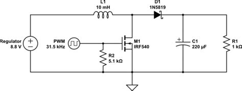 Mosfet Boost Smps Getting Very Hot Why Electrical